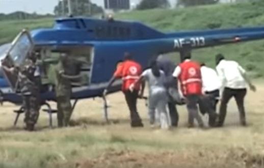 Entebbe drill 2