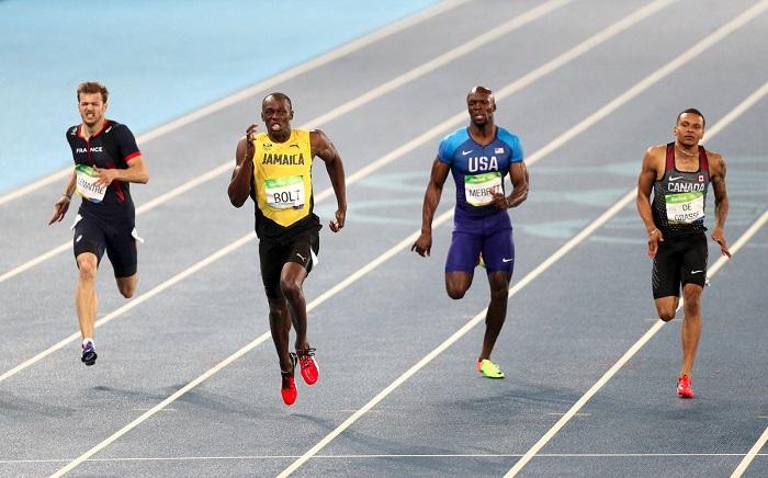 Bolt 200m
