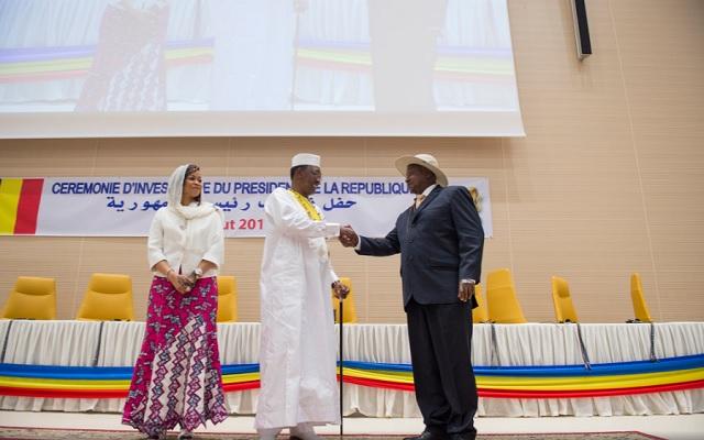 Deby Museveni