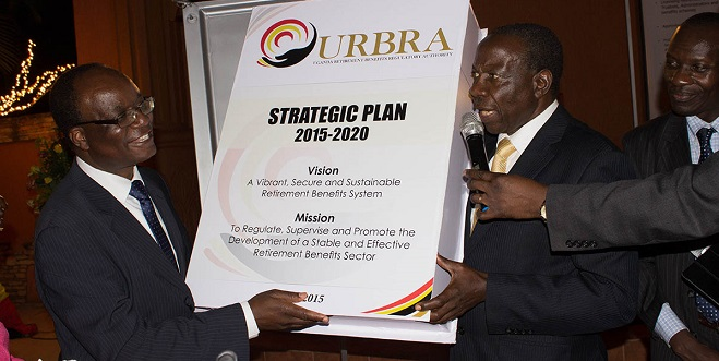 URBA Strategic Plan Launch 1